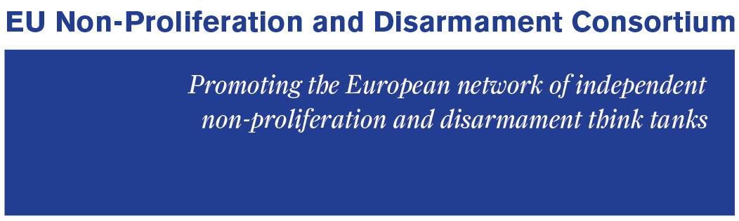 The EU Non-Proliferation Consortium
